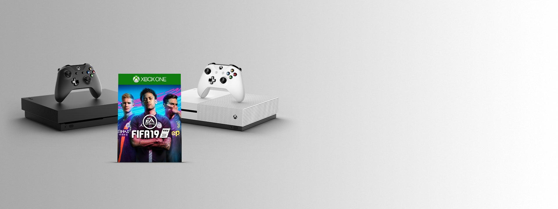 Économisez 50 € sur les packs Xbox One X et Xbox One S