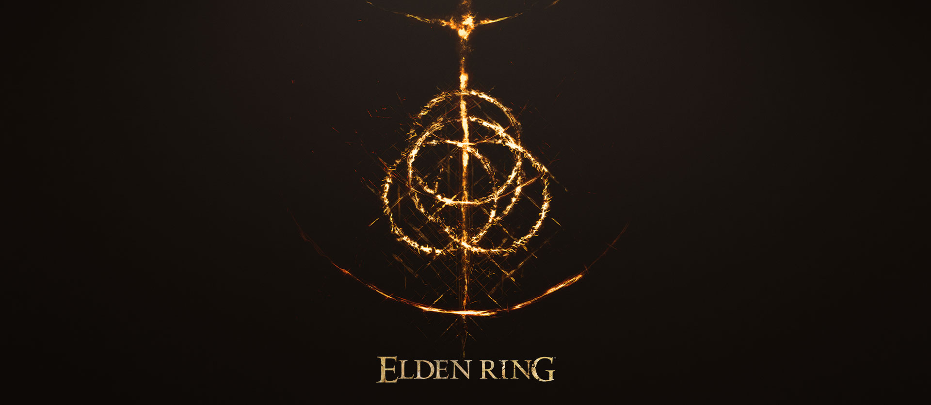 Logotipo do Elden Ring