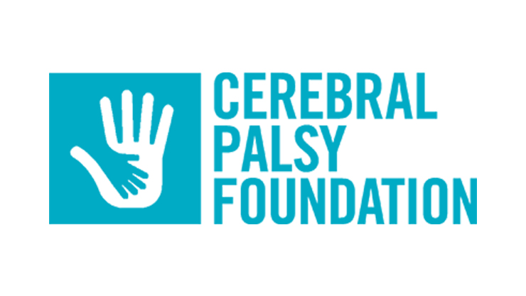 Λογότυπο Cerebral Palsy Foundation