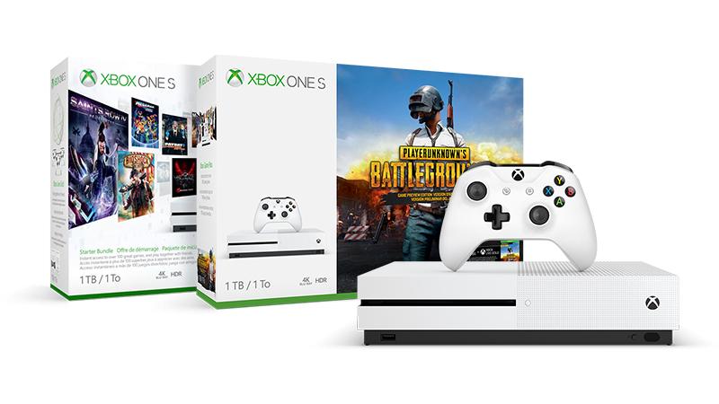 Vente Flash Xbox One S