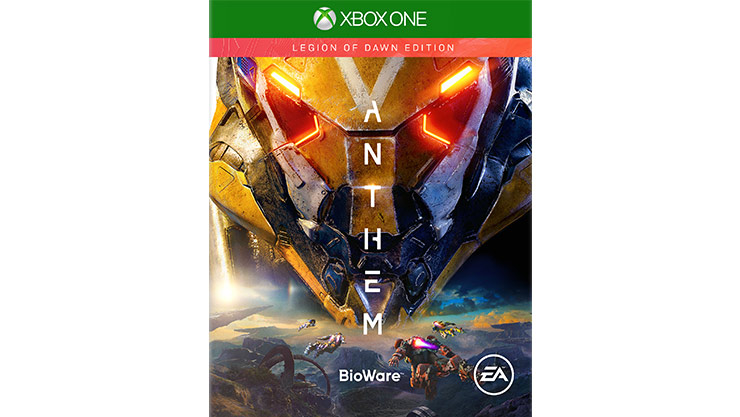 Anthem game boxshot