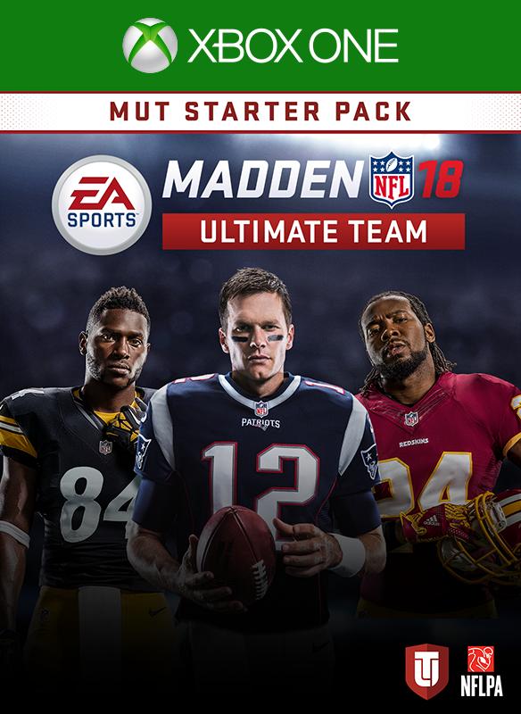 Madden 18 Starter Pack