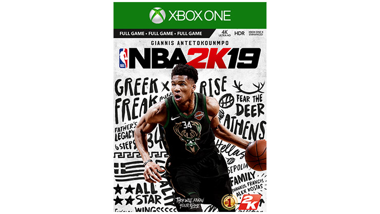 Xbox One X NBA 2K19 Bundle (1TB) | Xbox