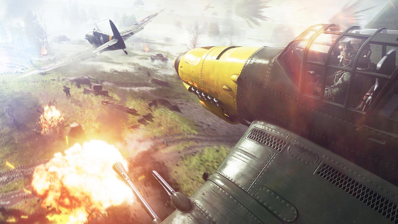 Combate aéreo