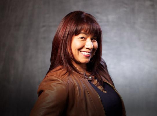 Portrait of Crystal Sanchez