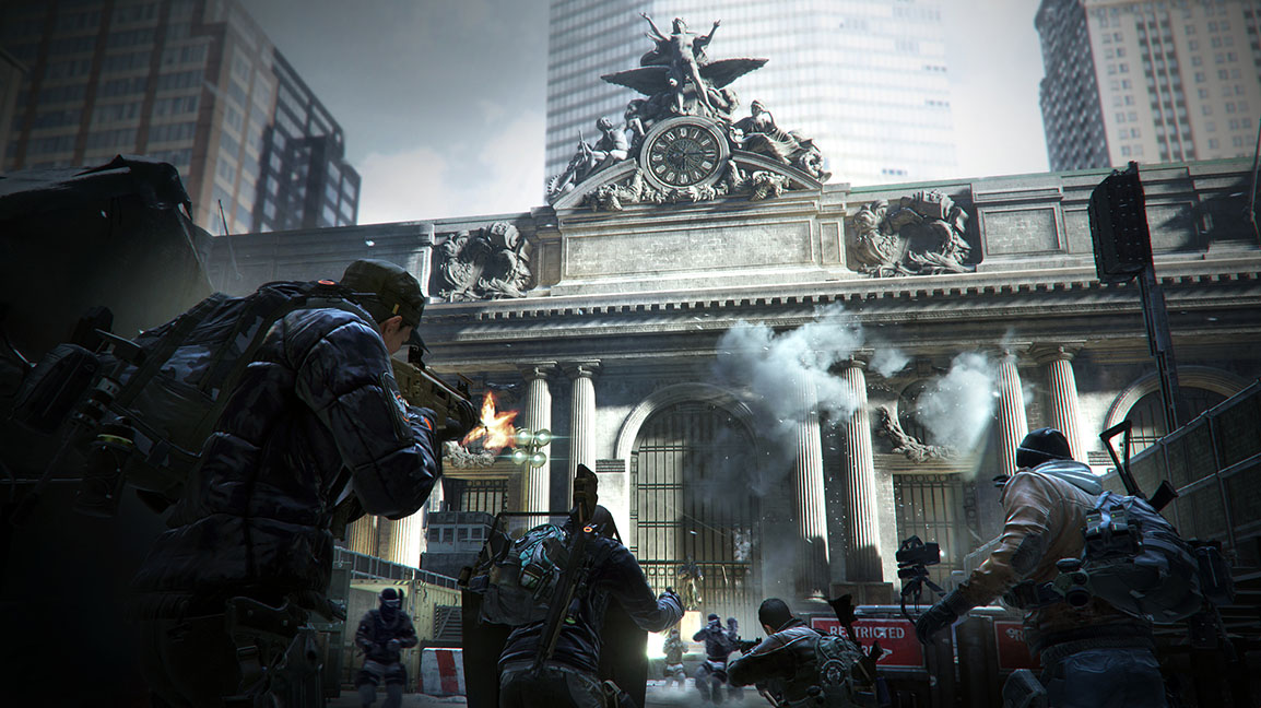 Tom Clancy's The Division – Grand Central Station
