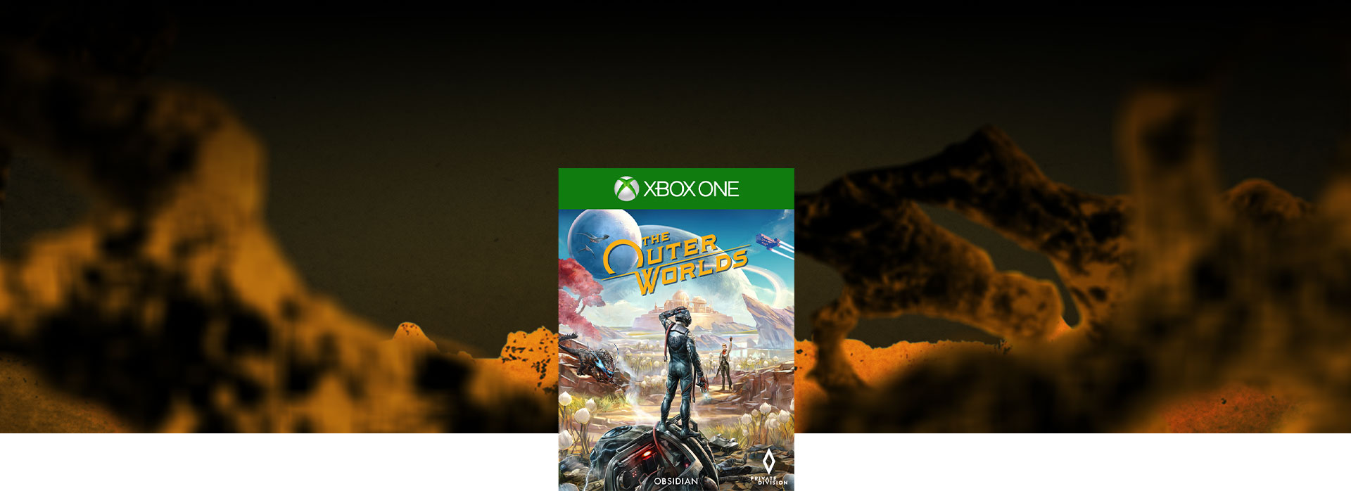 The Outer Worlds Boxshot