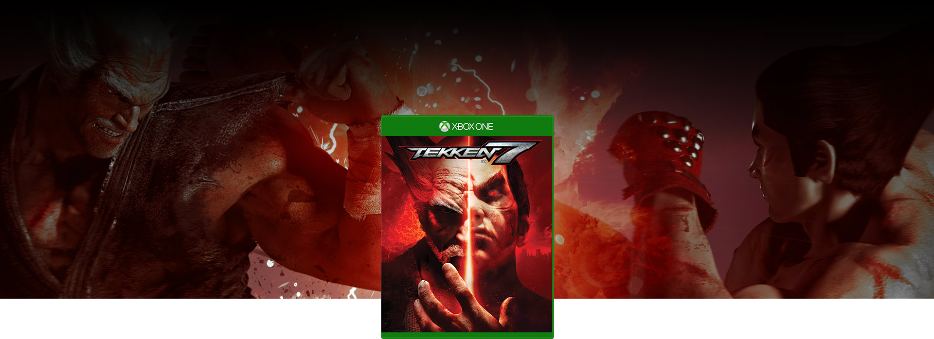 Tekken 7 Game Boxshot