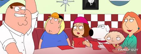 Fox Now Family Guy