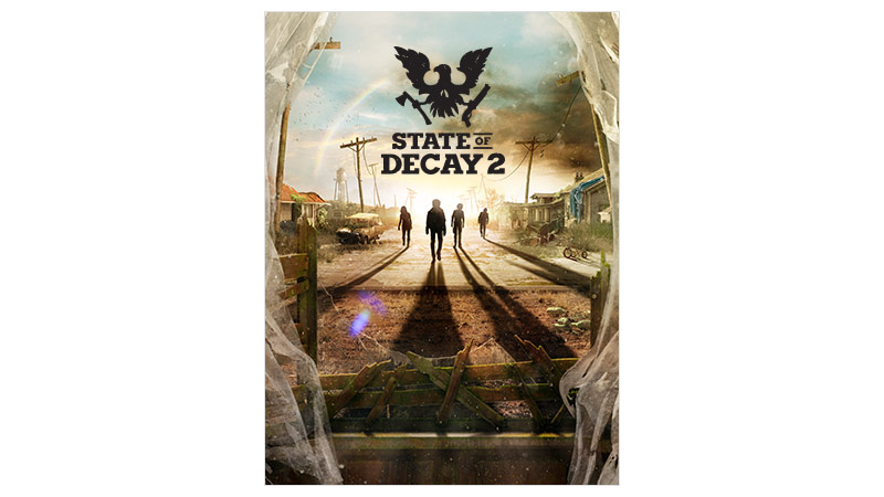 State of Decay 2 Standard Edition-coverbilde