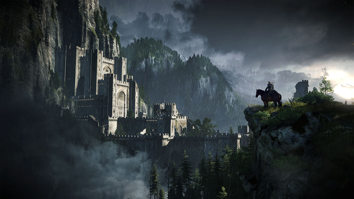 The Witcher 3: Wild Hunt – Burg