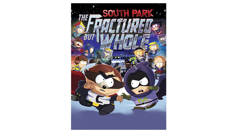 South Park: The Fractured But Whole Standard Edition