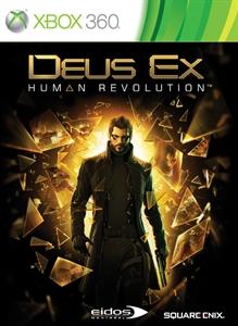 Deus Ex: Human Revolution boxshot