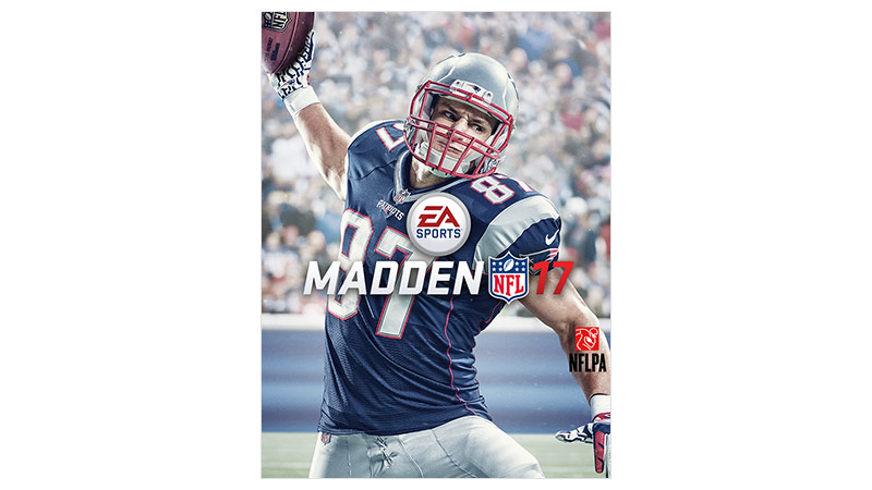 Madden 17 Standard Edition box shot