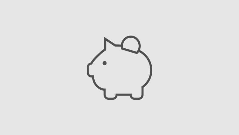 Icon of a piggybank