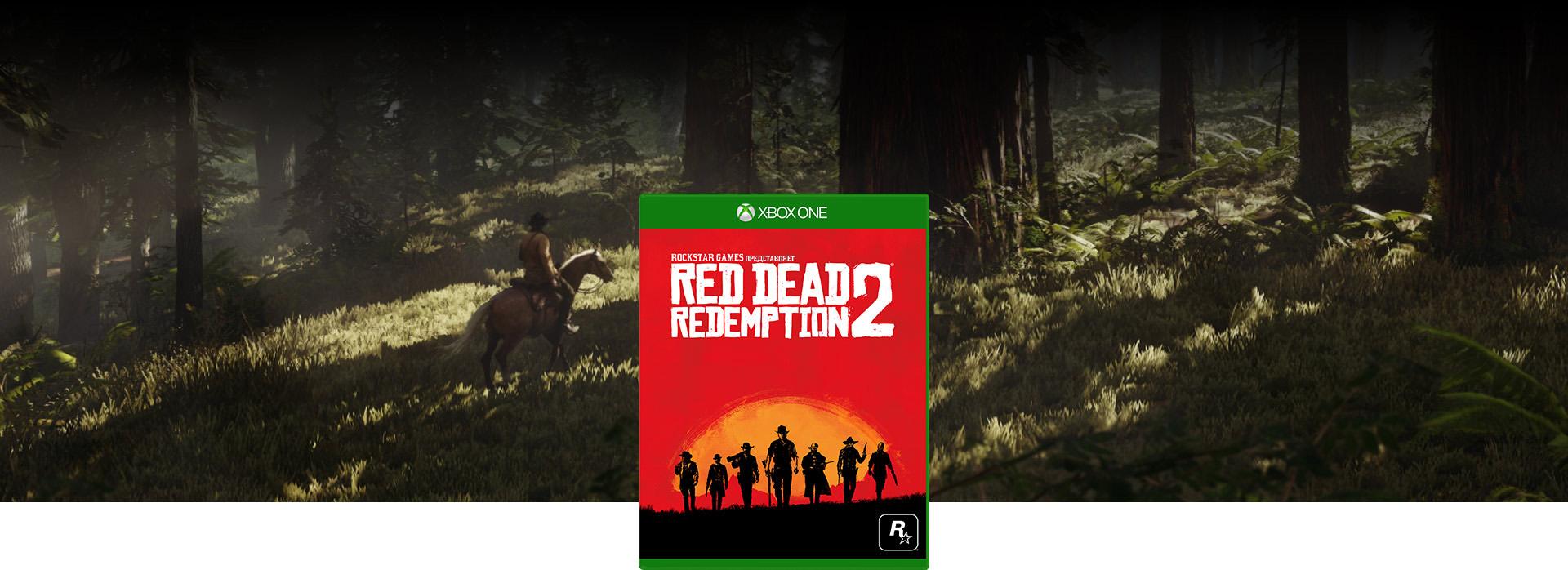 Обложка Red Dead Redemption 2
