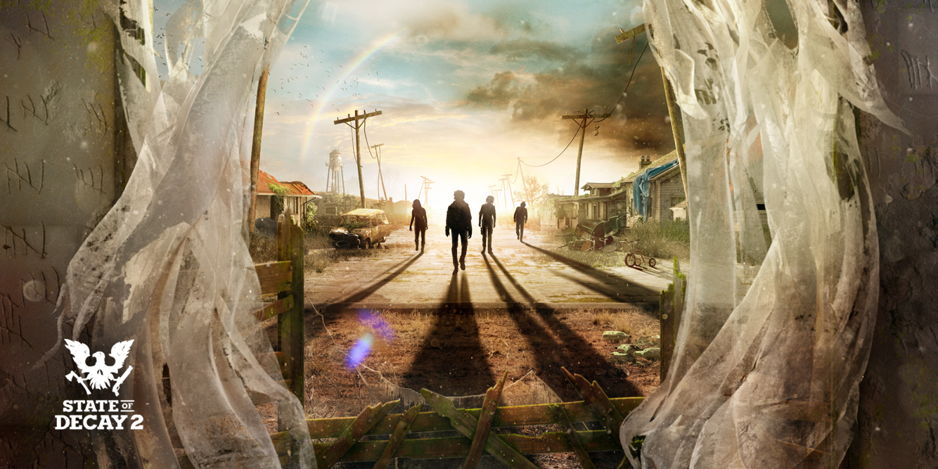 Scena di State of Decay 2