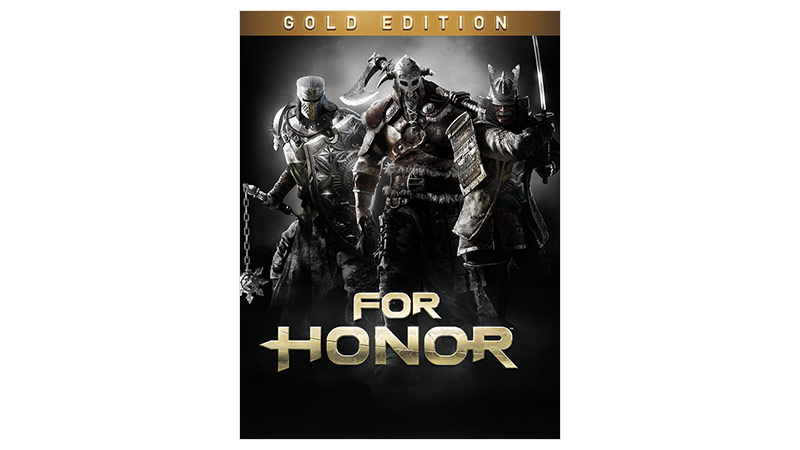 For Honor Gold Edition box shot