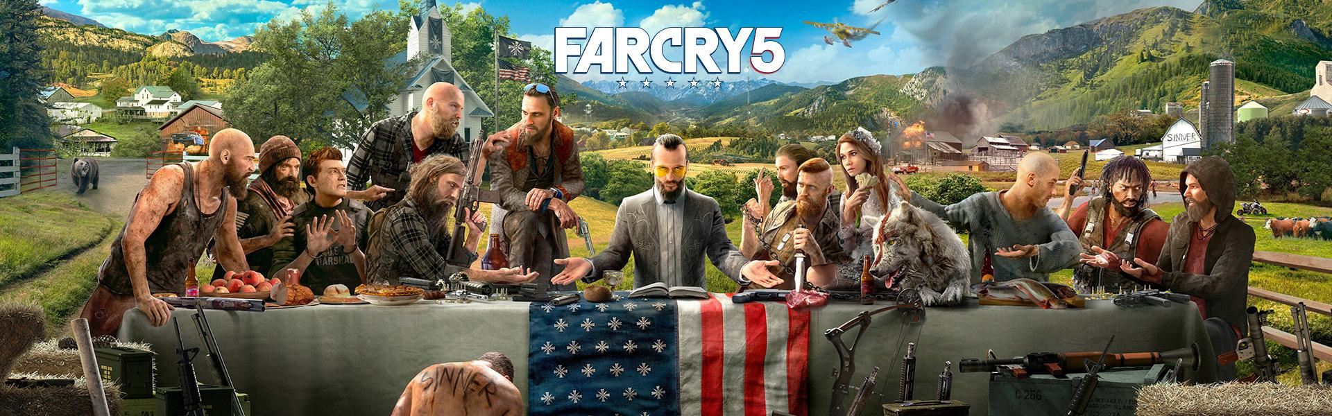 Far Cry 5 Hero