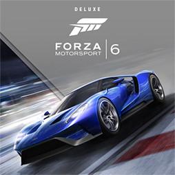 Forza Motorsport 6 デラックス エディション