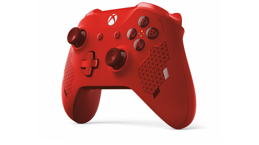 Xbox Wireless Controller – Sport Red Special Edition | Xbox