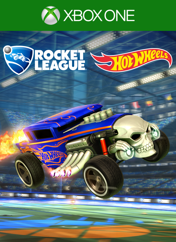 Rocket League® ⎼ Hot Wheels® Bone Shaker™