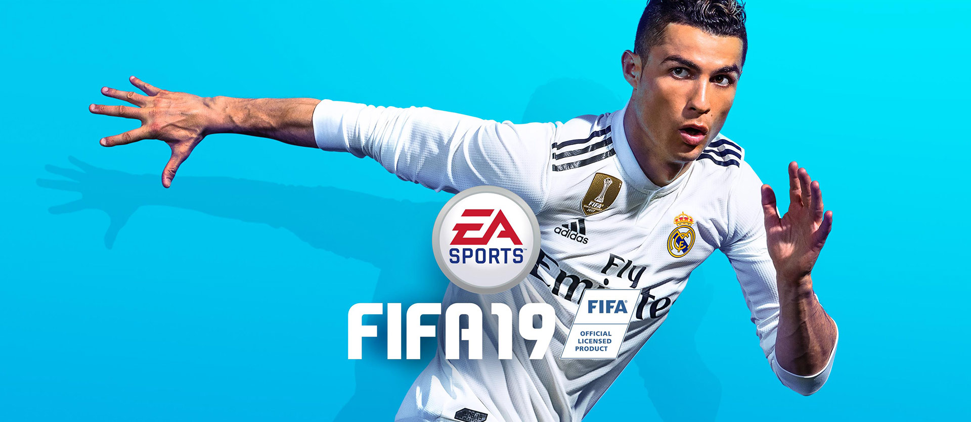 EA Sports FIFA 19, Soccer player on a soccer field