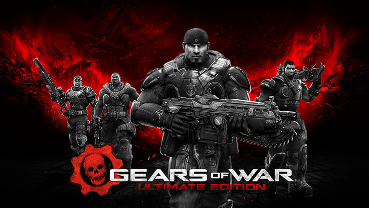 Gears of War Ultimate Edition boxshot