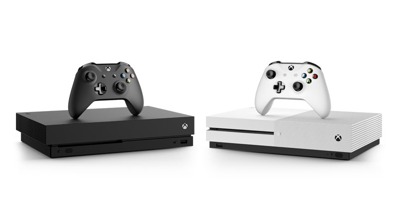 Save €60 on Xbox One X & Xbox One S consoles