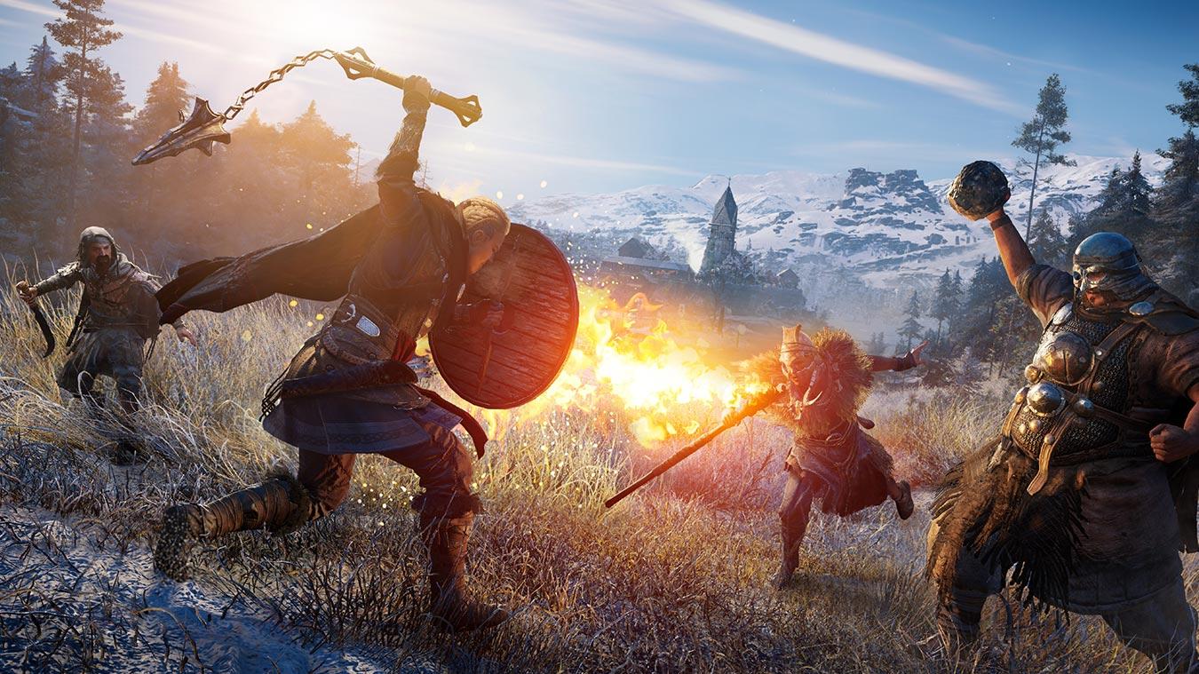 Assassin S Creed Valhalla Xbox