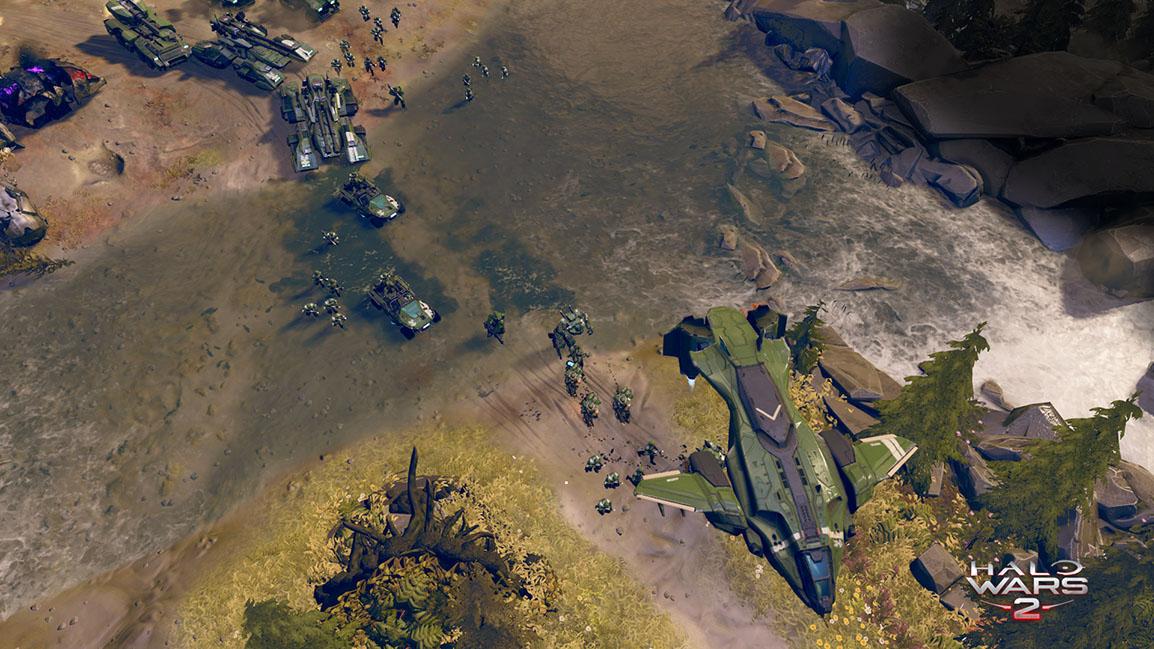 陆空机械和步兵