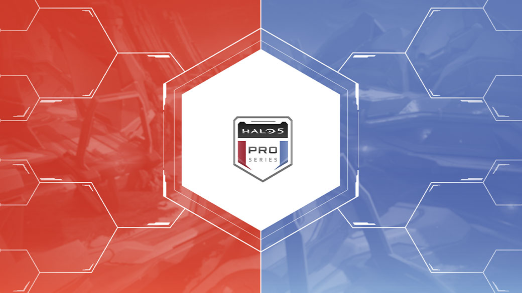 Halo 5 Pro Series logo