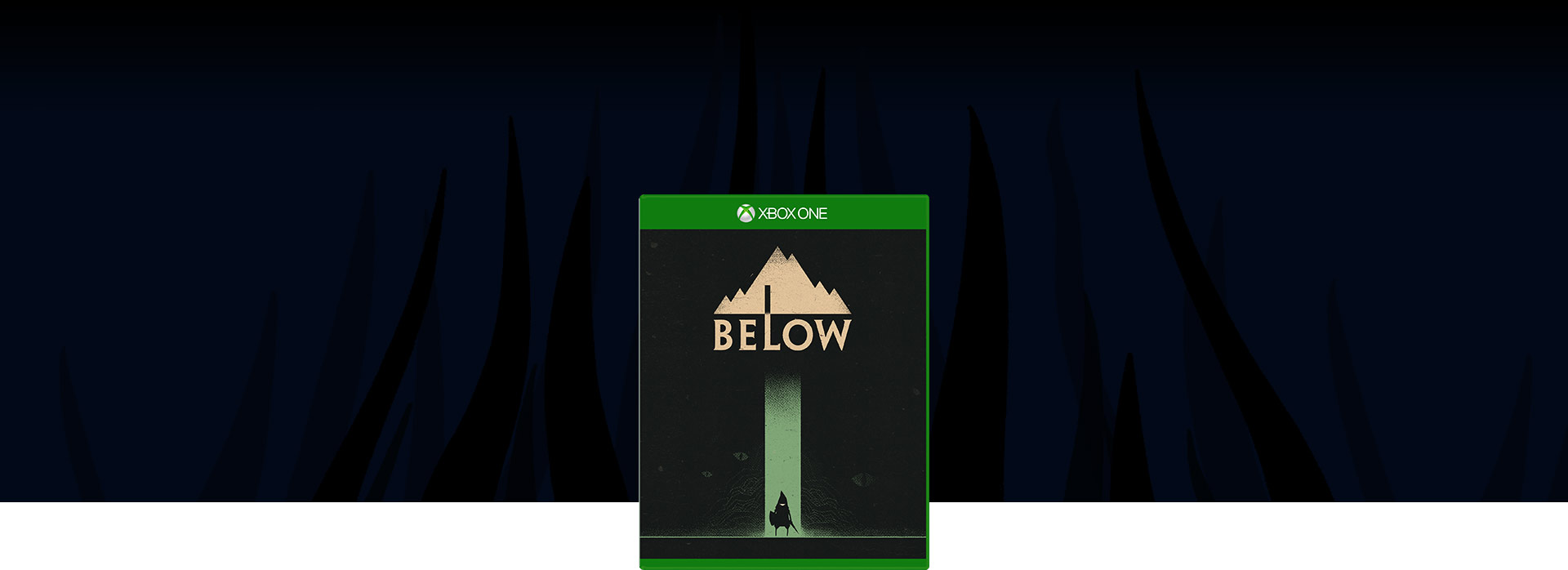 Tentakler med BELOW-coverbilde