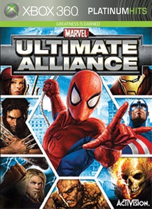 Marvel Ultimate Alliance boxshot