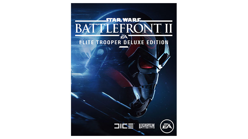 Star Wars Battlefront II Elite Trooper Deluxe Edition kutu resmi