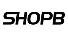 Logotipo da Shopb
