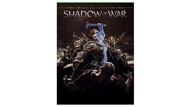 Middle earth Shadow of War 標準版
