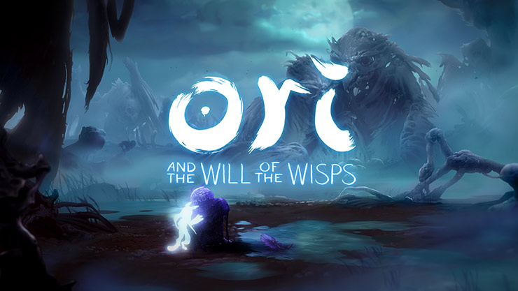 Ori and the Will of the Wisps boxshot
