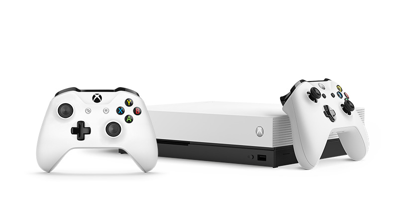 e2a95854778 Free controller with Xbox One X
