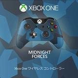 Xbox One ワイヤレス コントローラー (ミッドナイト フォーセス)