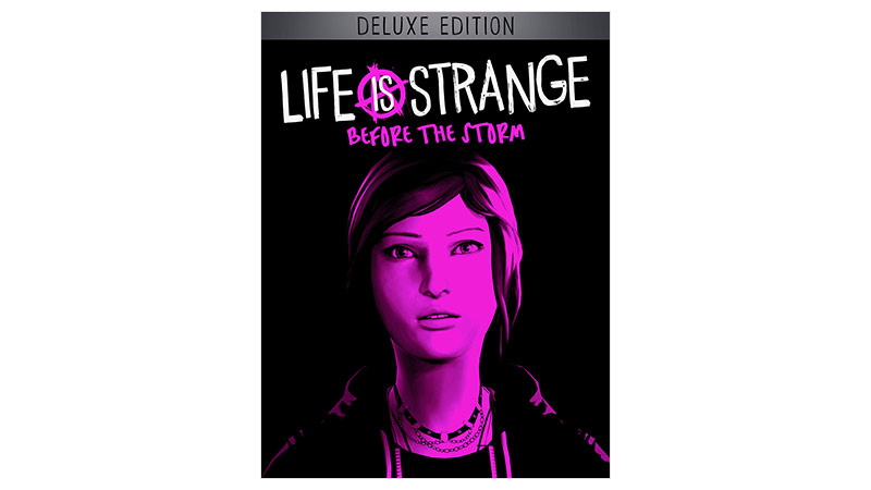 Life is Strange Digital Deluxe Edition dobozának képe