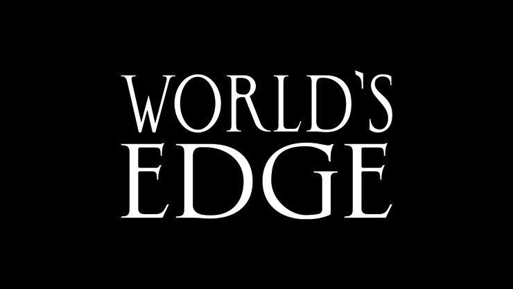 Logo de World's Edge