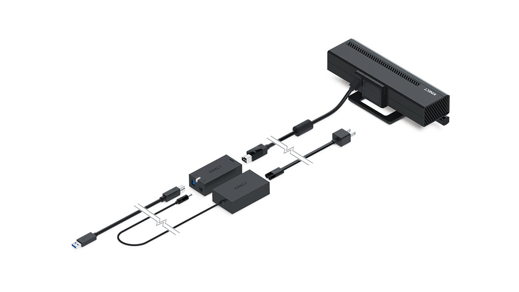 Kinect Adaptor unplugged