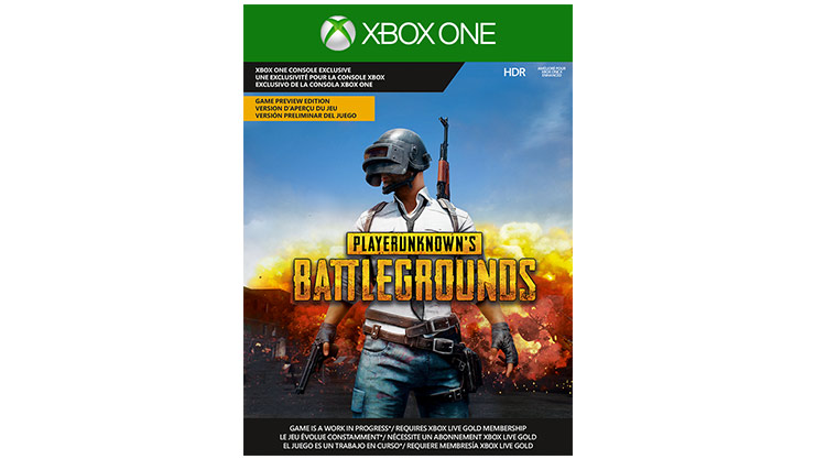 PLAYERUNKNOWN'S BATTLEGROUNDS-coverbilde