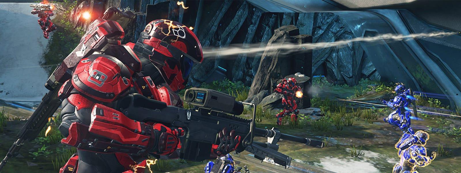 Ενημερώσεις συμπαικτών Halo 4