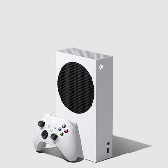 Xbox Series S の本体
