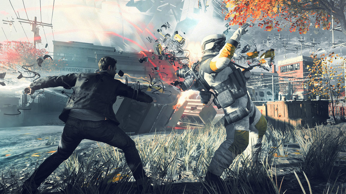 Captura de pantalla 4 de Quantum Break