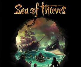 Arte de portada de Sea of Thieves