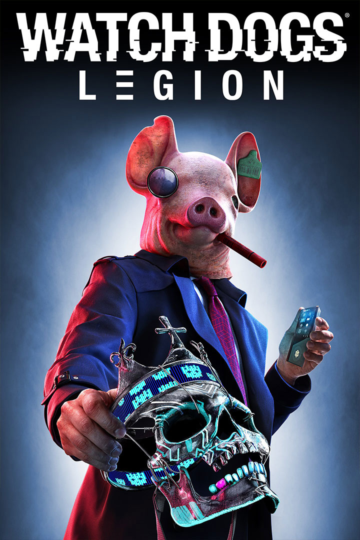 Watch Dogs: Legion-coverbillede