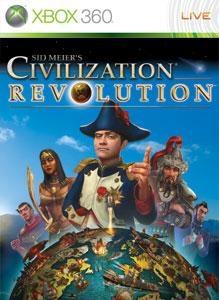 Civilization Revolutions boxshot